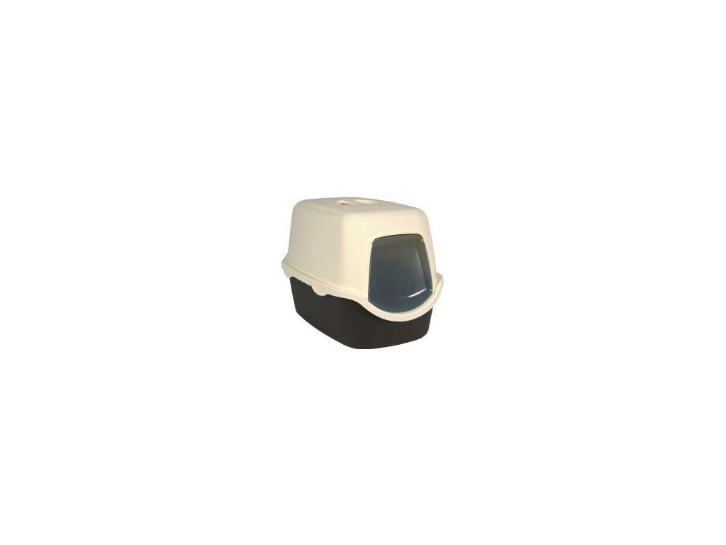 WC pro kočky kryté domek VICO 40x40x56 TR