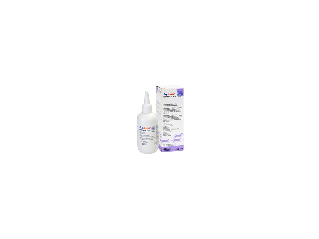 Aptus Orisolve vet sol 150 ml