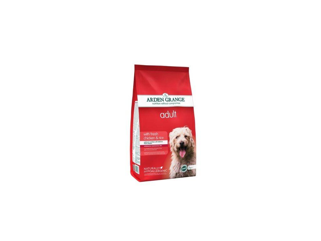 Arden Grange Dog Adult with fresh Chicken & Rice 2 kg