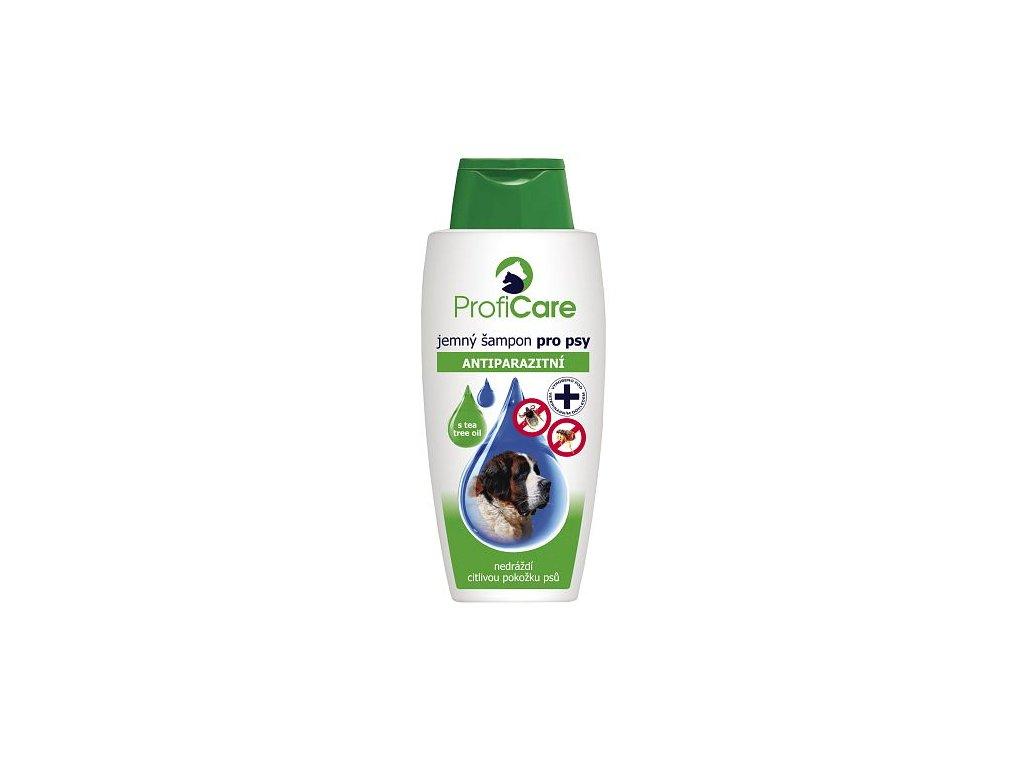 Antiparazitní šampón Proficare s tee tree olejem 300 ml