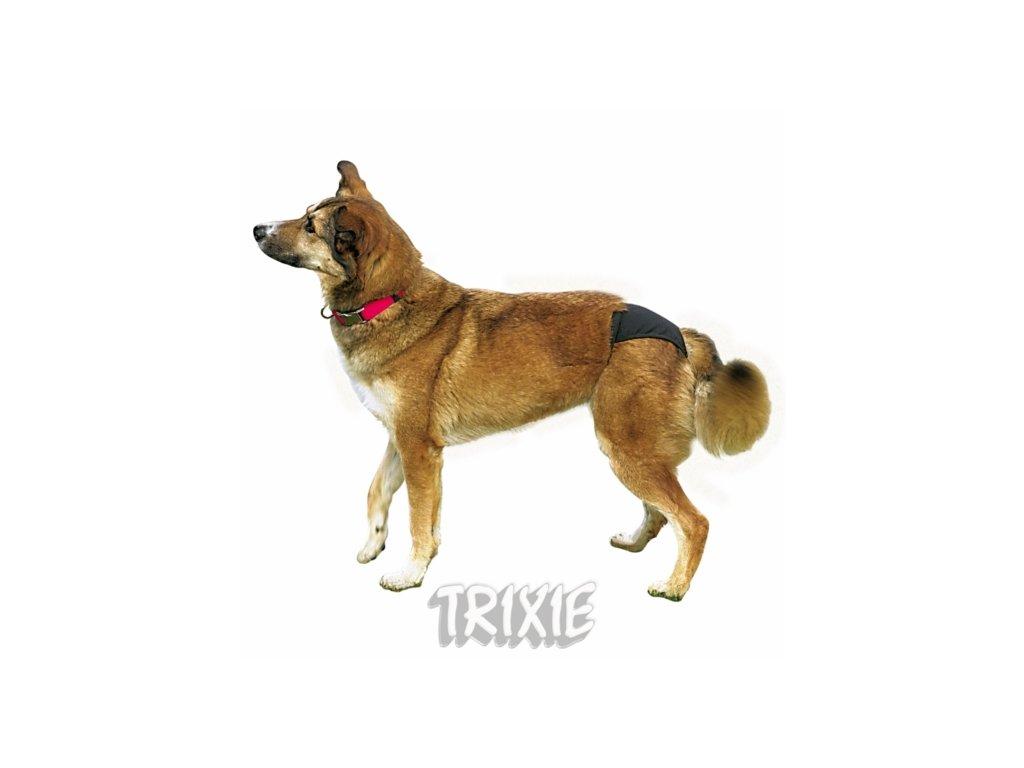 Hárací kalhotky černé  č.3 M Trixie 1ks 40-49cm