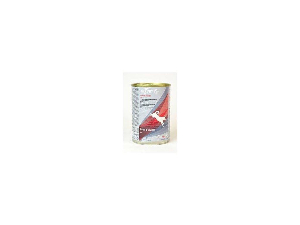 Trovet RID Renal a Oxalate 400g konzerva pes