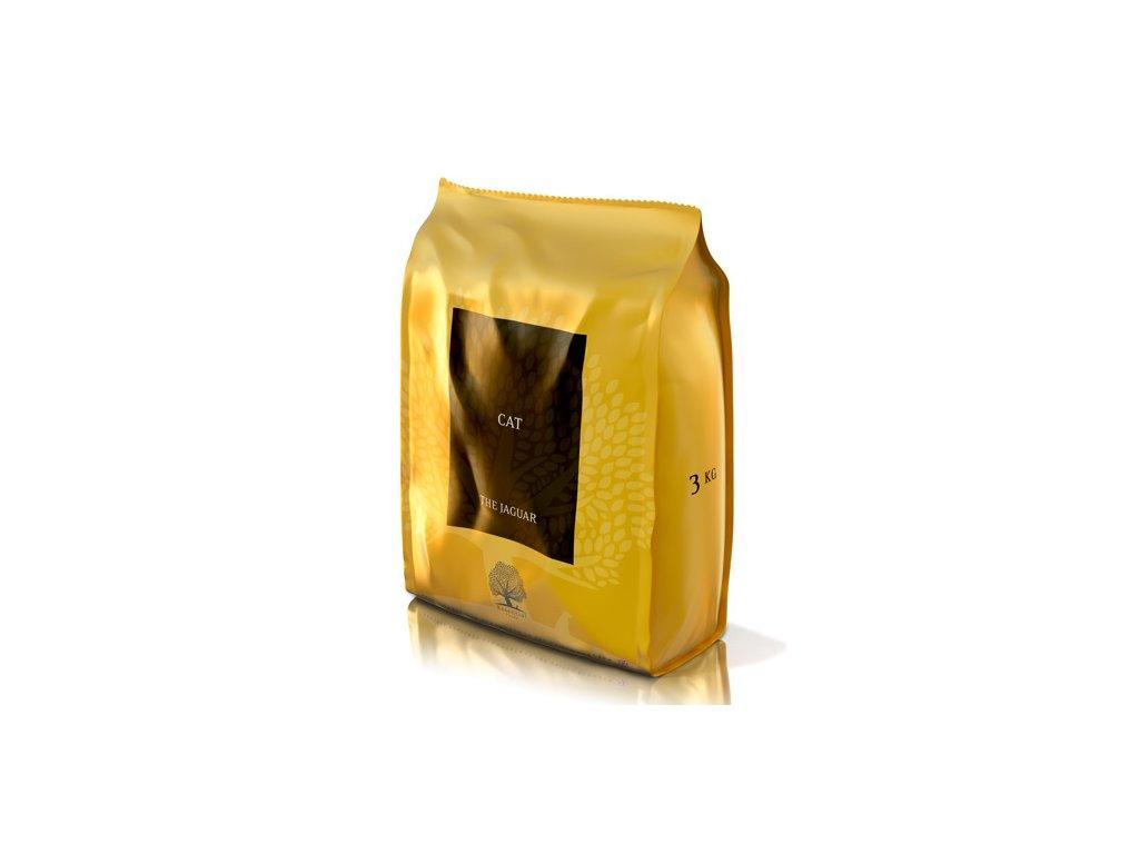 Essential Jaguar krmivo pro kočky 3kg