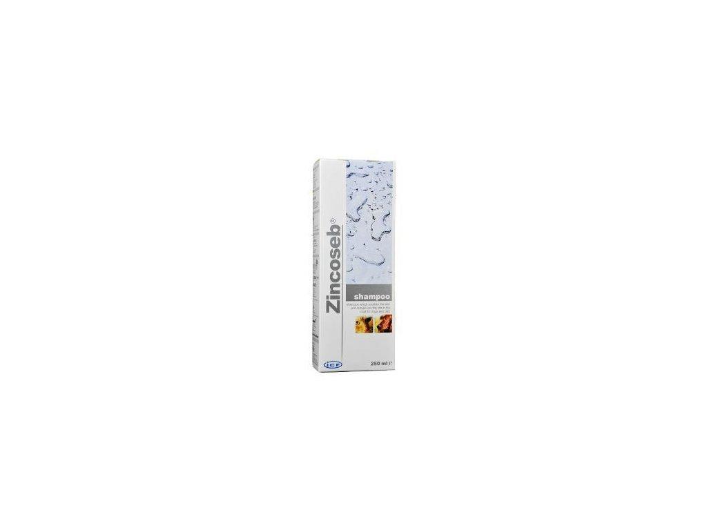 ICF Zincoseb shampoo 250ml