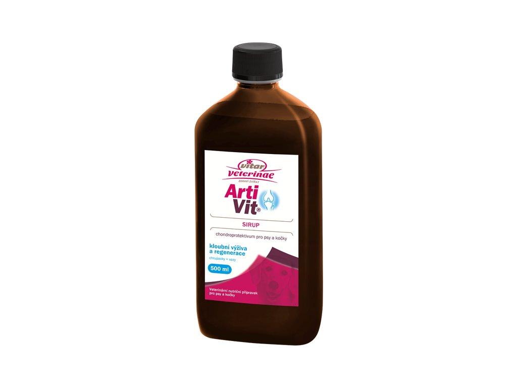 3D NMD ArtiVit sirup 500ml