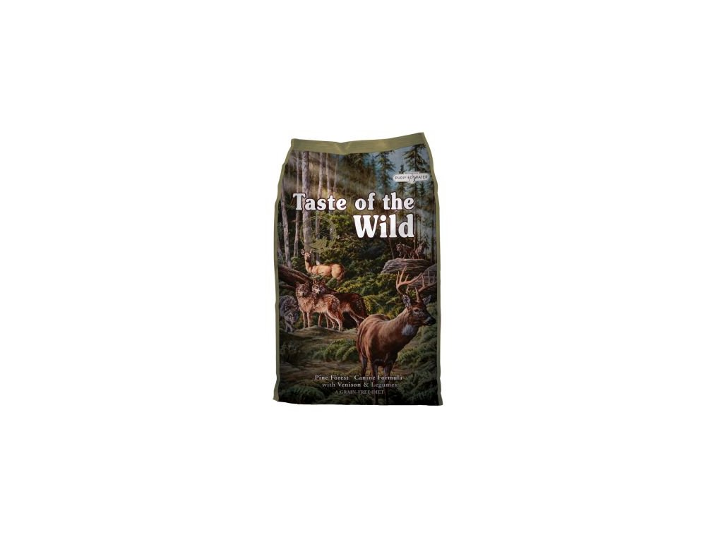 Taste of the Wild Pine Forrest 5,6kg