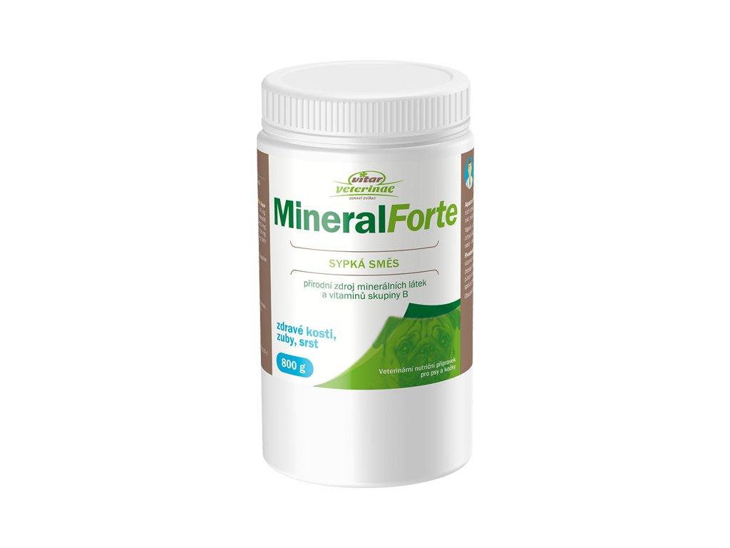 3D Mineral Forte 800g etiketa