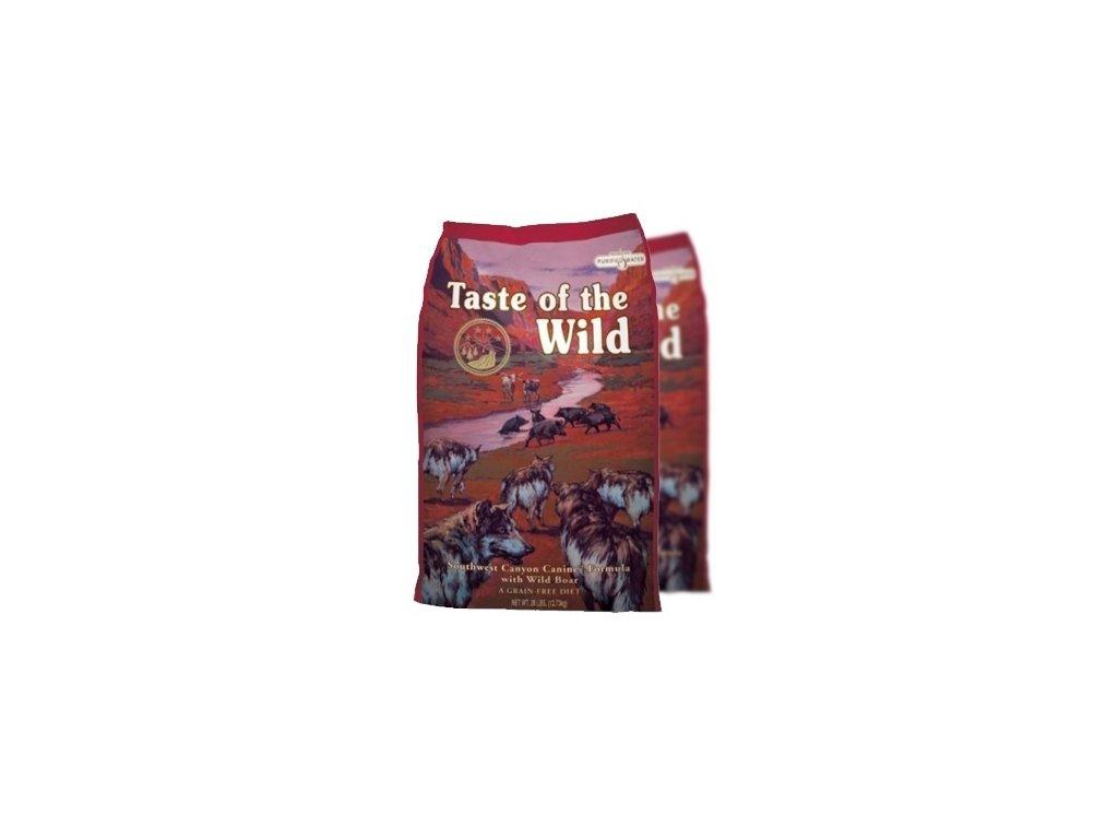 Taste of the Wild Southwest Canyon 2x12,2kg