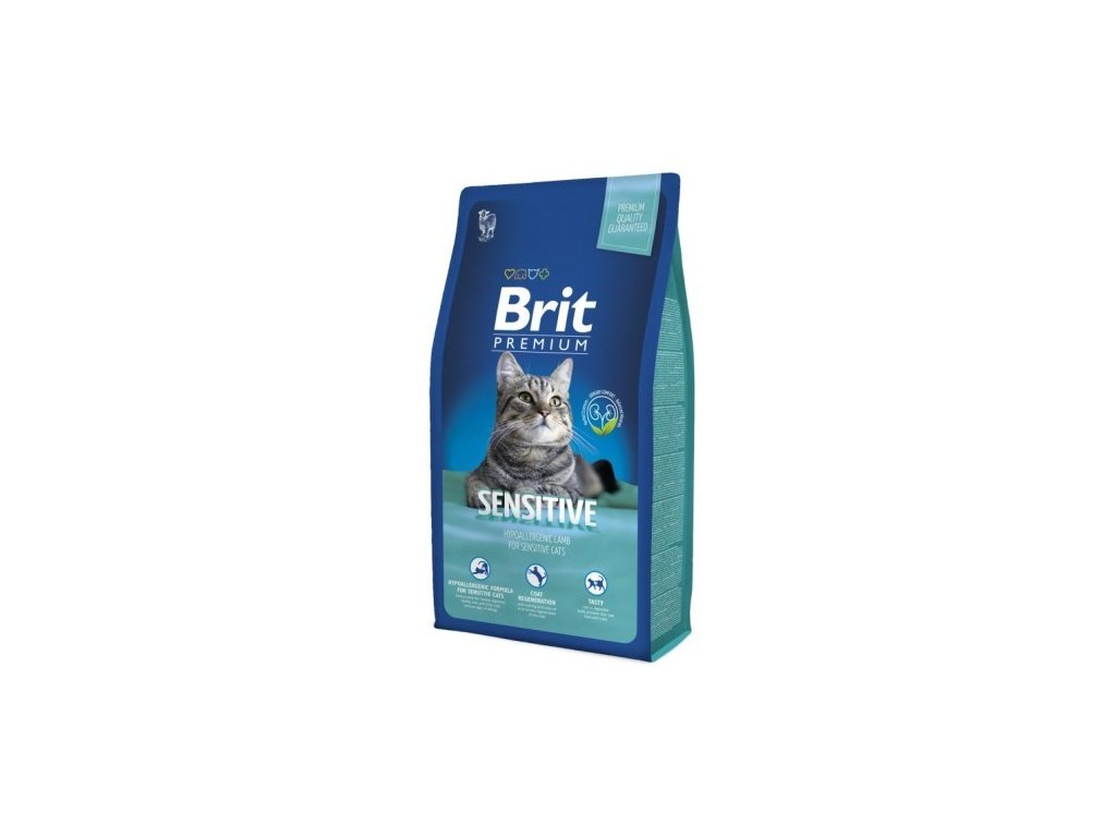 Brit Premium Cat Sensitive 8kg