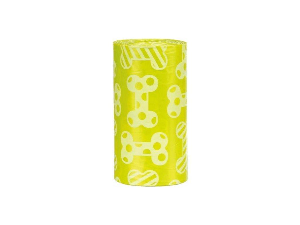 Náhradní sáčky na trus s vůní citrónů