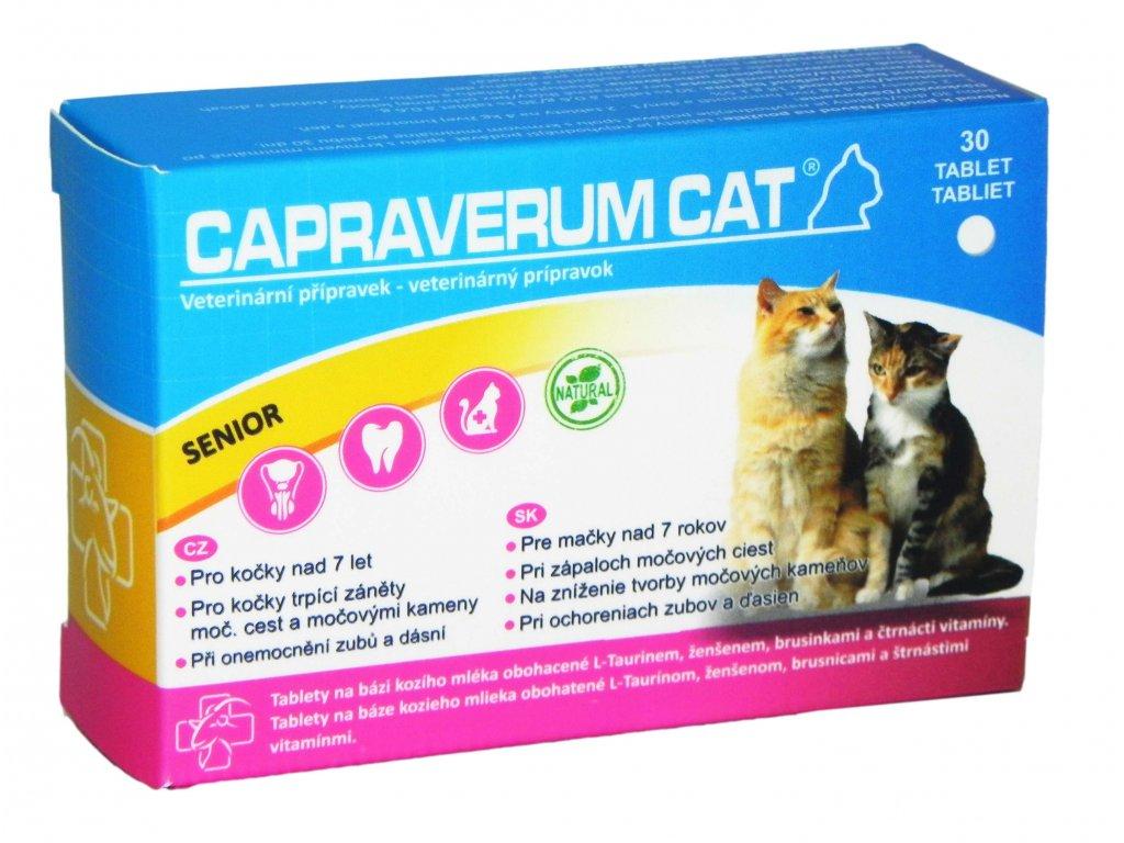 Capraverum Cat senior