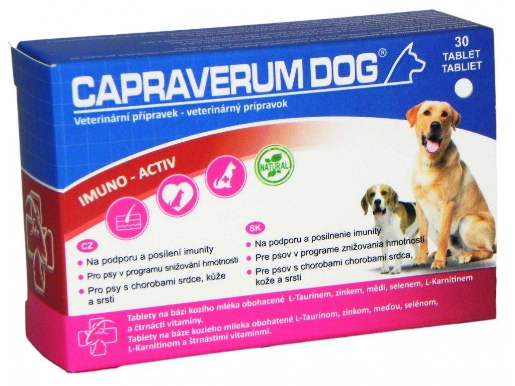 Capraverum Dog imuno activ