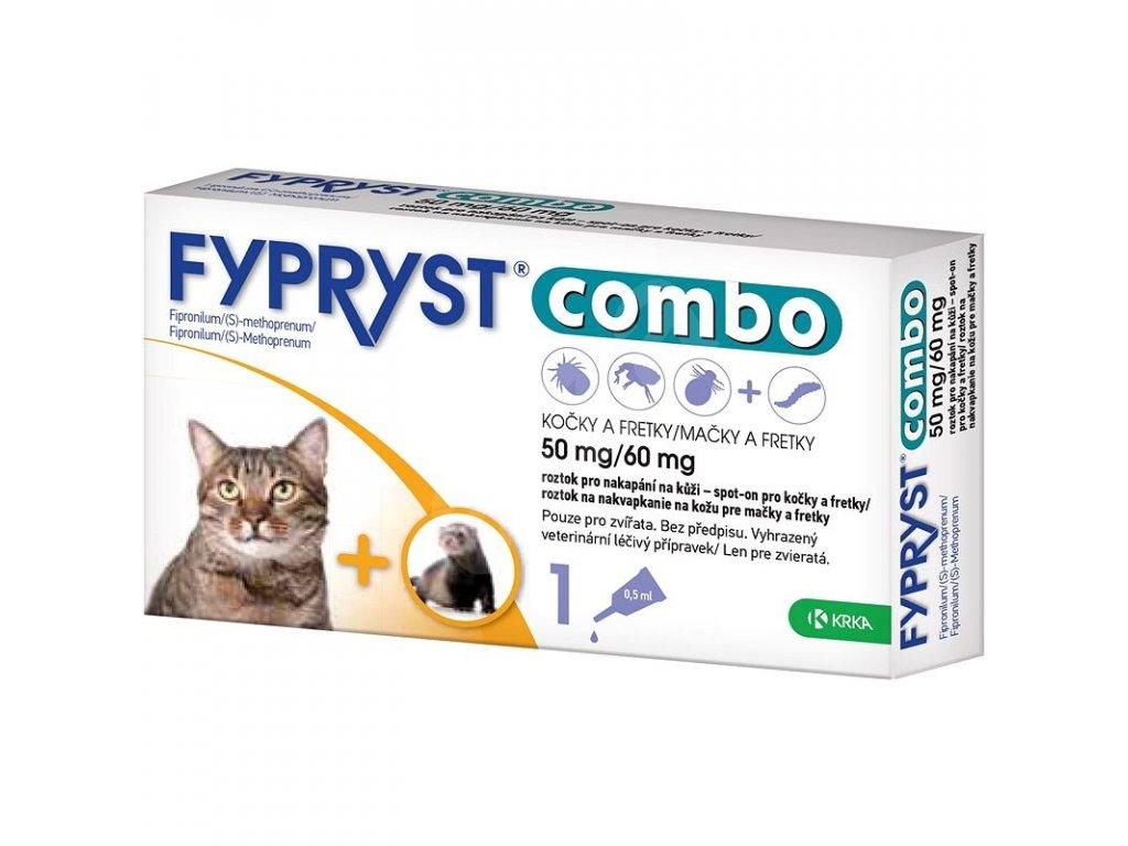 fypryst combo 50 mg 60 mg cz sk l