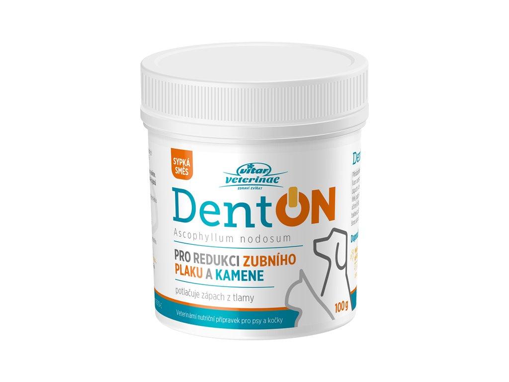 3D VTV DentON 100g etiketa