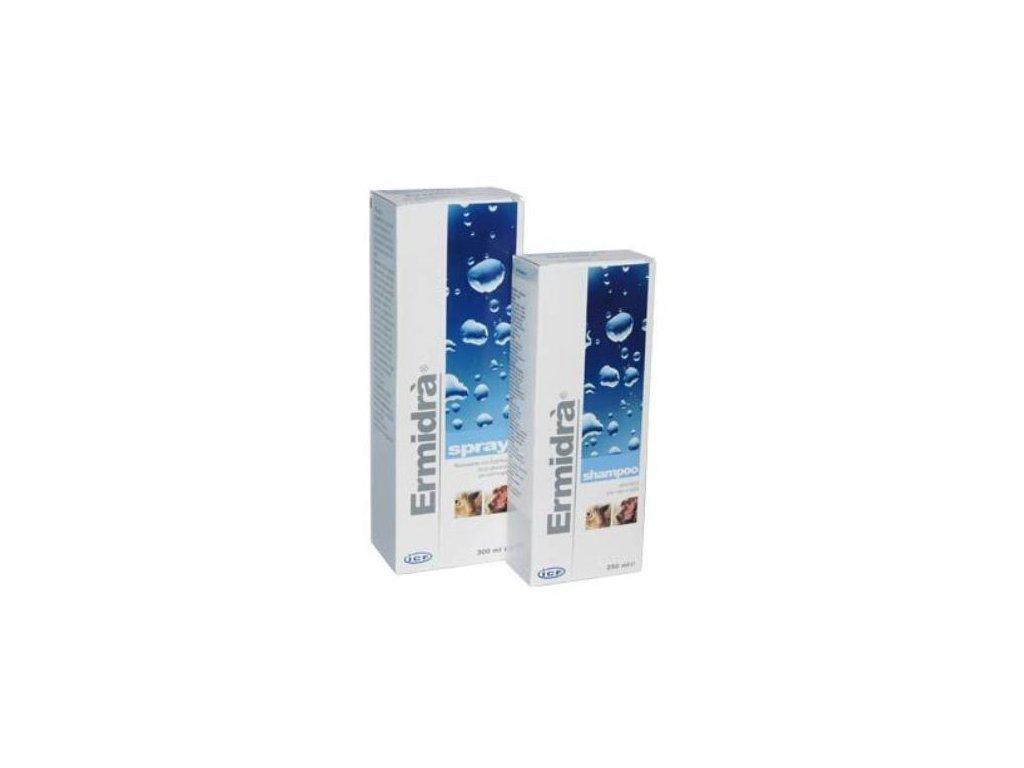 ermidra shampoo 250ml