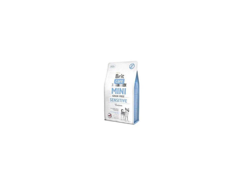 Brit Care Dog Mini Grain Free Sensitive 400g