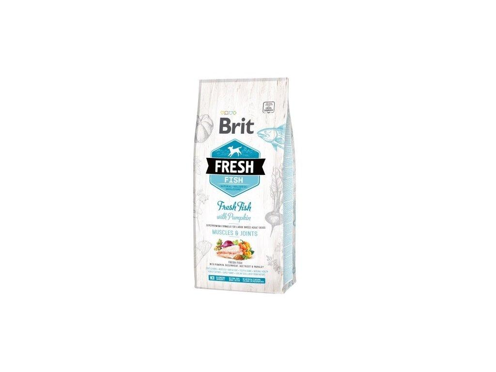 Brit Dog Fresh Fish & Pumpkin Adult Large 12kg