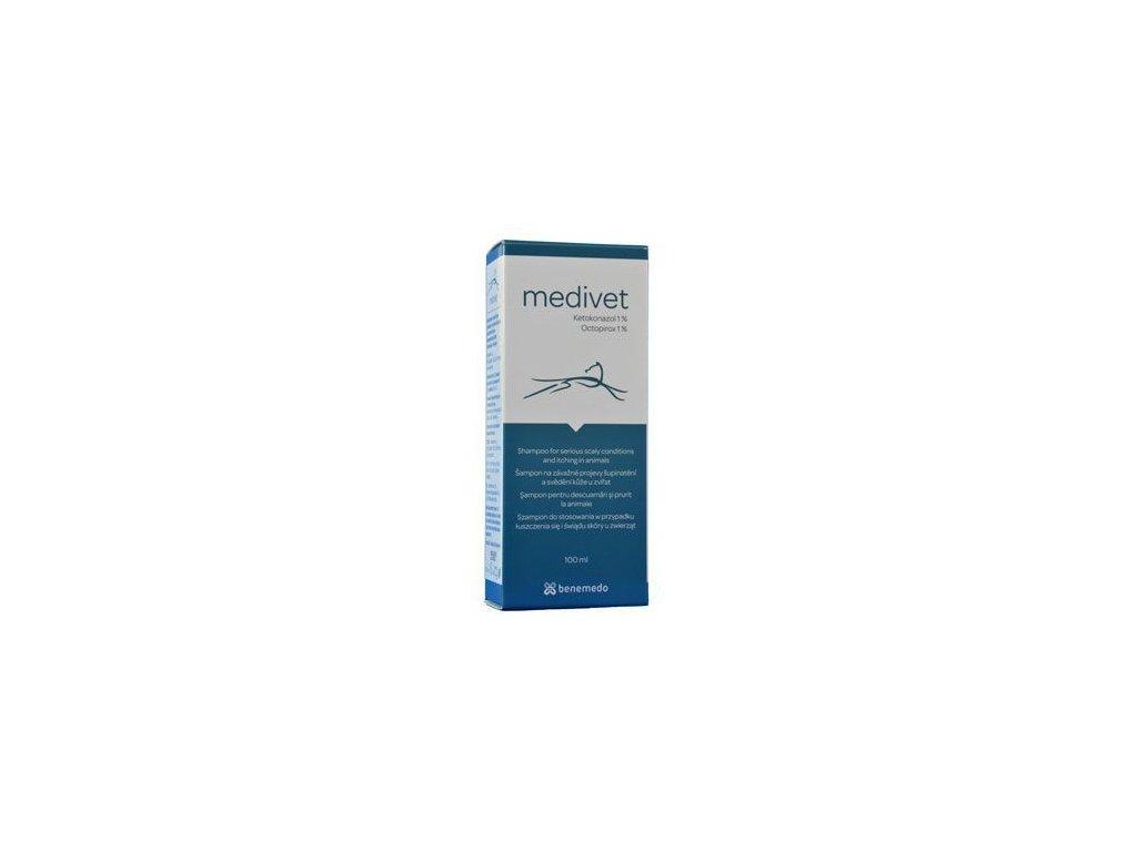 Medivet šampon 100ml