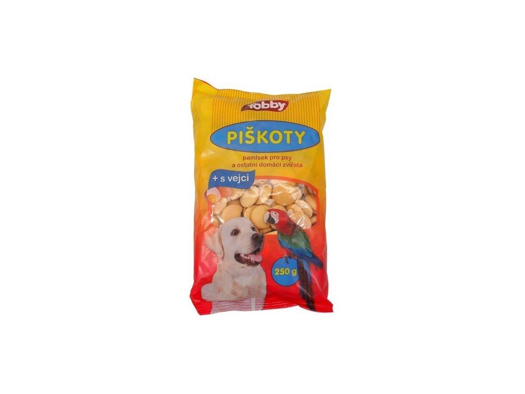 Piškoty pro psy Tobby 250g