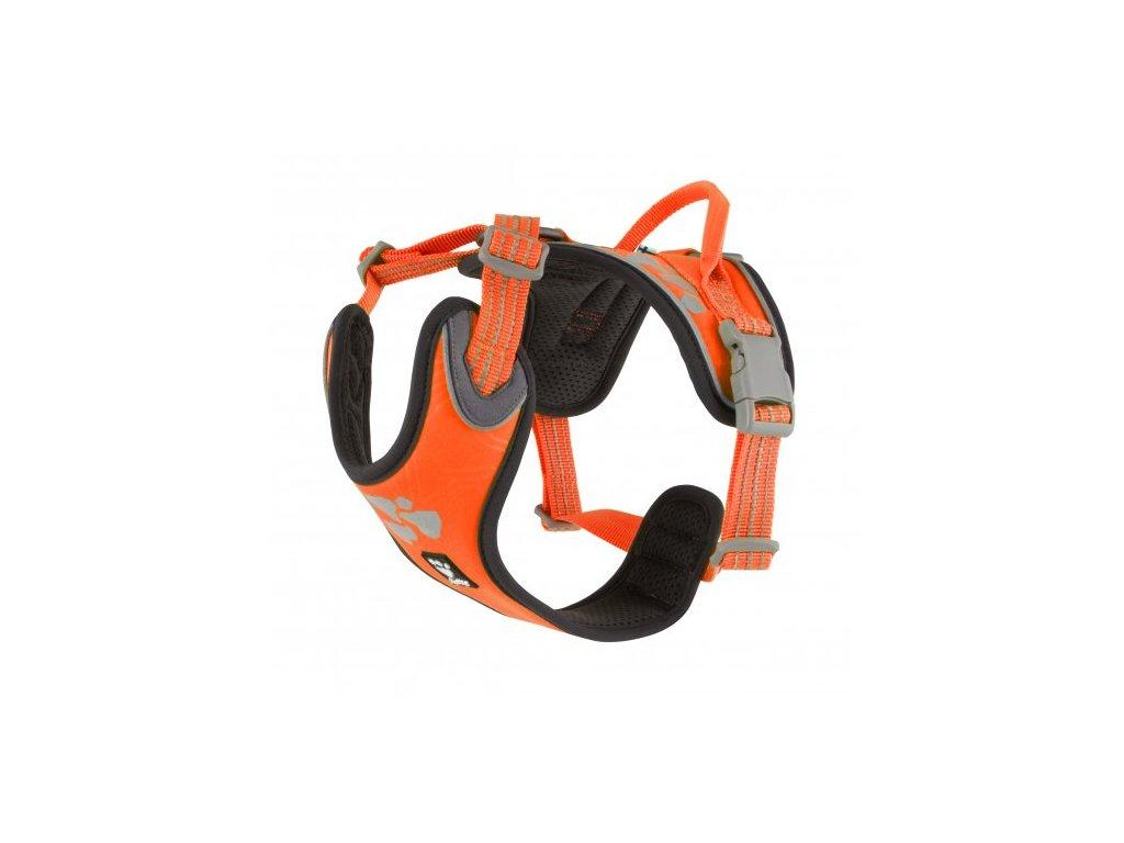 692 1 hurtta weekend warrior harness neon orange(1)
