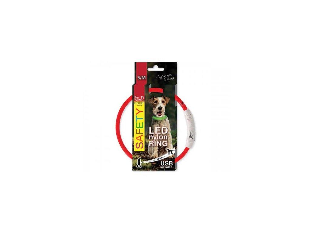 obojek dog fantasy svetelny usb 45 cm ruzne barvy novy 500x500