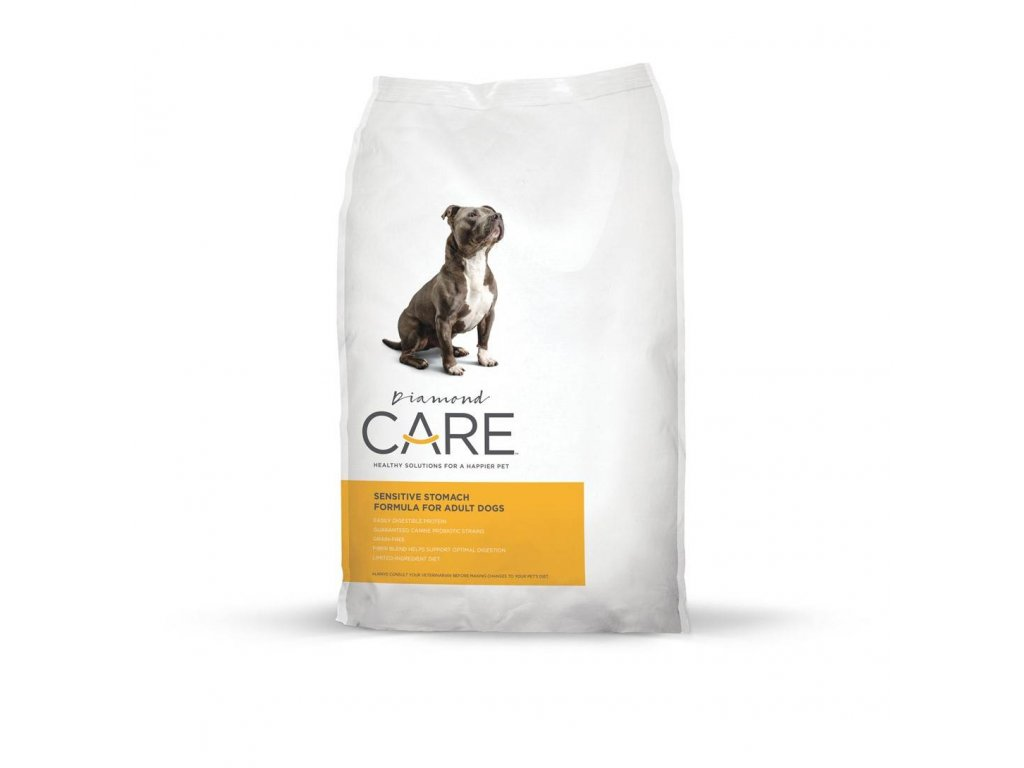 care sensitivestomach dog front
