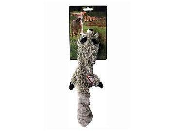 hracka pes mwval piskaci 38cm skinneeez