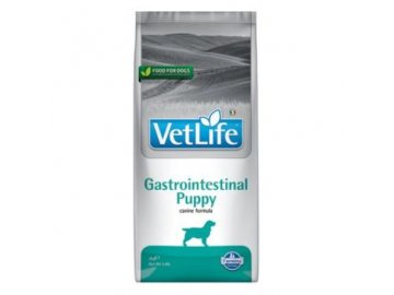 vet life natural dog gastro intestinal puppy 2kg