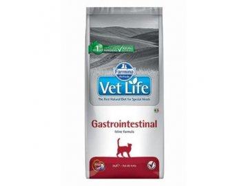 vet life natural cat gastro intestinal 2kg