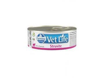 Vet Life Natural Cat konz. Struvite 85g