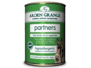 Arden Grange Canned Dog Lamb konzerva 395g