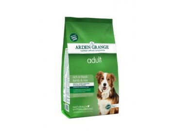 Arden Grange Dog Adult Lamb 6kg