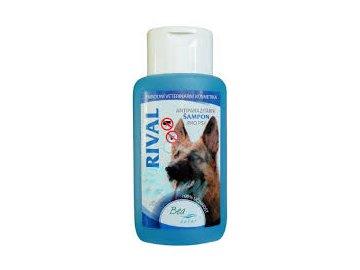 Šampon Bea Rival antiparazitární  220ml pes