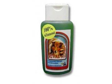 Šampon Bea Rival Duo antiparazitární s kondicionérem 220ml pes