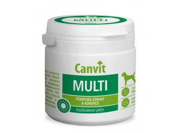 Canvit Multi 100g (100tbl)