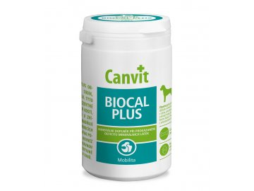 Canvit Biocal Plus 1000g (1000tbl)