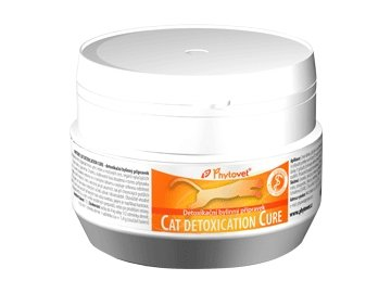 Phytovet Cat Detoxication cure 125g