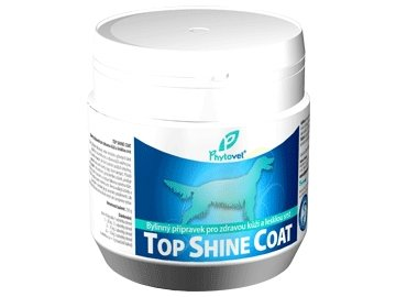 Phytovet Dog Top shine coat 500g