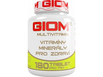 Giom era multivitamin 180tbl