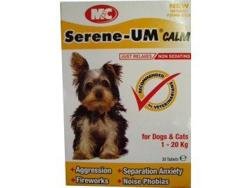 Serene-UM pro psy a kočky 30 tbl