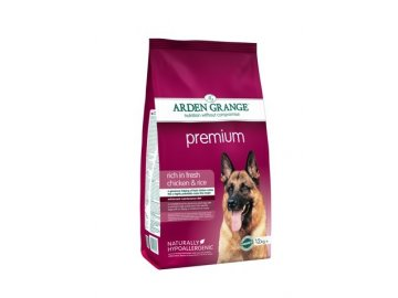 Arden Grange Dog Premium 6kg