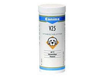 Canina V25 tbl. (Vitamin – Tabs) 100 g (cca 30 tbl.)