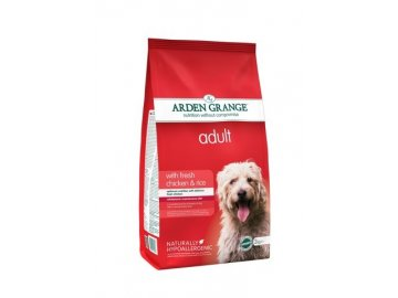 Arden Grange Dog Adult with fresh Chicken & Rice 12 kg