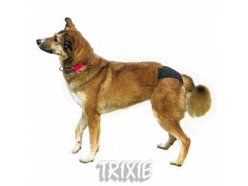 Hárací kalhotky černé  č.1 S Trixie 1ks 24-31cm