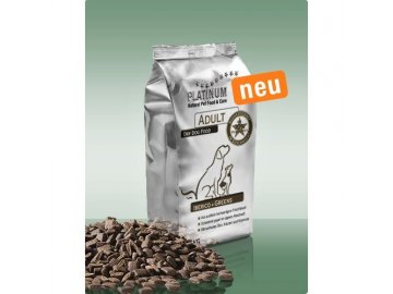Platinum Natural Adult Iberico se zeleninou 1,5kg