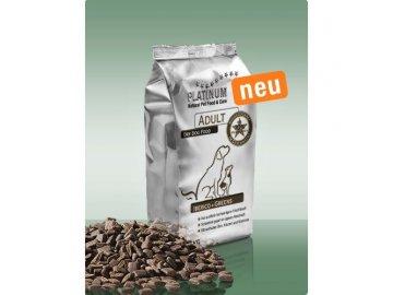 Platinum Natural Adult Iberico se zeleninou 15kg