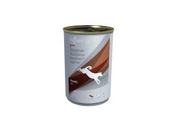 Trovet Hepatic HLD 400g konzerva pes