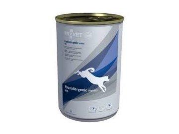 Trovet RRD Hypoallergenic Rabbit 400g konzerva