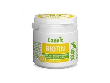 Canvit Biotin pro kočky 100g