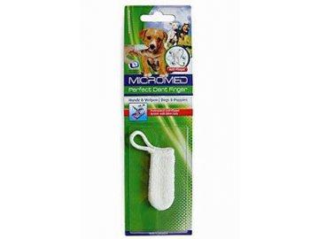 Zubní kartáček na prst MICROMED